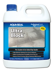 Ultra-Block™ Pre-Sealer and Six Sided Dip Sealer