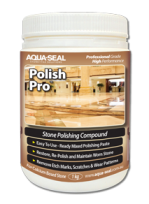 Polish Pro™ Professional Grade Stone Polishing Compound