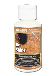 ReShine™ Stone Re-Polishing Cream for Marble, Travertine and Limestone